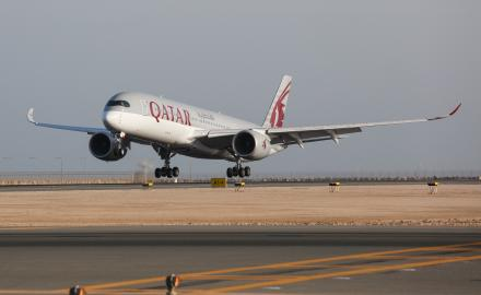 Qatar Airways becomes the first global airline to achieve a 5-Star COVID-19 Airline Safety Rating by Skytrax