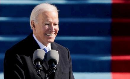 HH the Amir congratulates newly sworn in US President Joe Biden