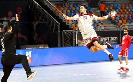 Qatar defeat Bahrain 28-23, improves chances of quarter-finals berth at IHF Men's World Championship