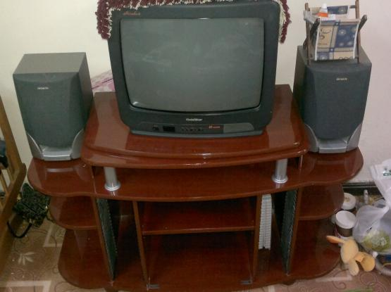 Home Center TV Trolley
