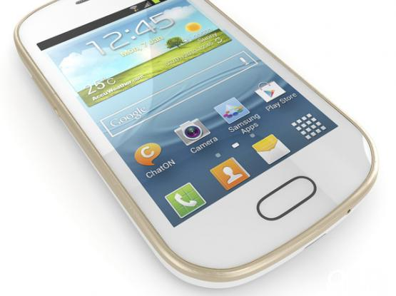 Sale.....  Galaxy fame for low price.. in new condition. front & back camer