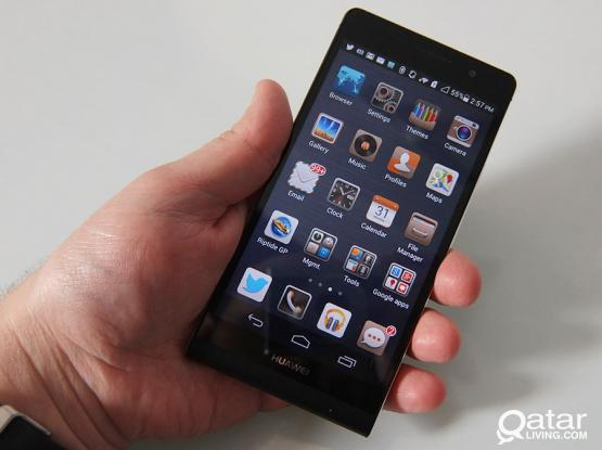 New condition Huawei P6 for sale.