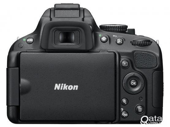 Nikon D5100 16.2MP.Mint condition