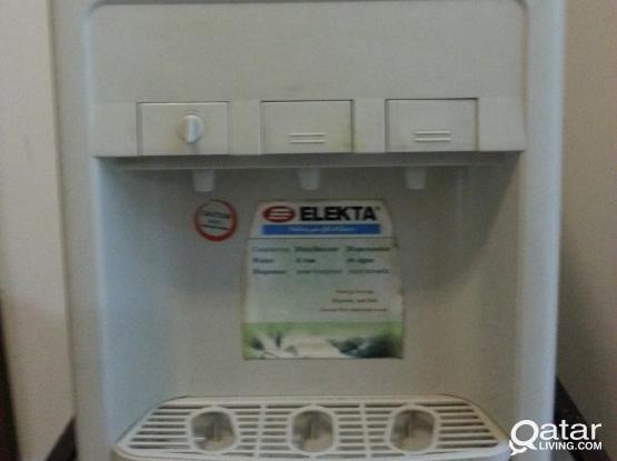 Water Dispenser (Cold & Hot)