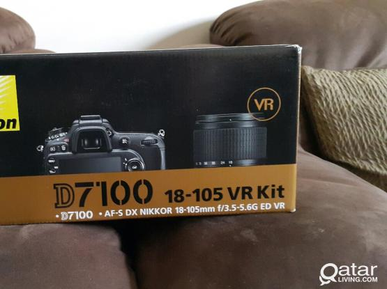 Urgent Sale.. Save 1500! Brand New Nikon D7100 with 18-105 Lens
