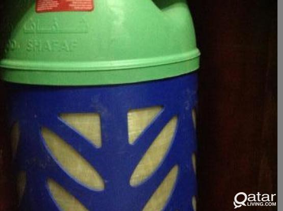 Shafaf waqood Gas cylinder still has gas in it. Just for 350
