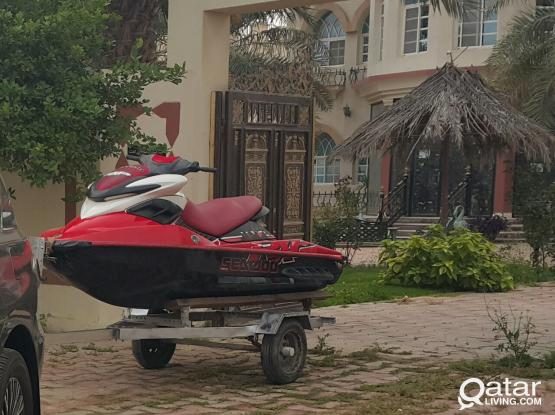 seadoo rxp supercharged 2008