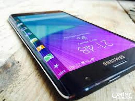 Samsung Galaxy Note  Edge 32 GB new never used black