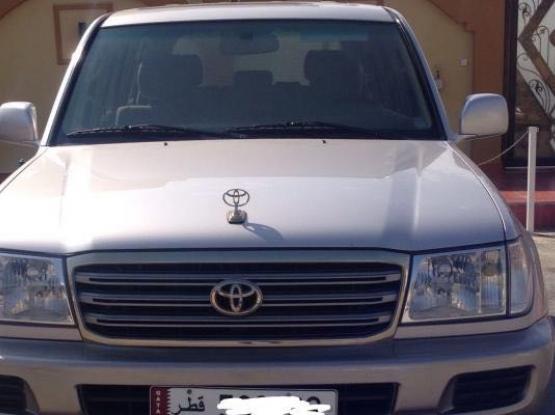 Toyota Land Cruiser 2003