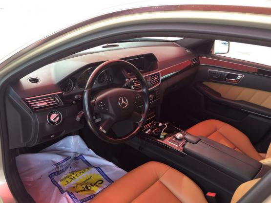 Mercedes E 2010