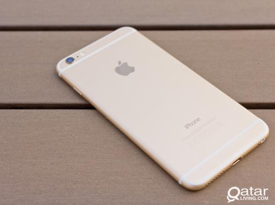 Iphone 6S Plus Gold 16GB - Kabayan