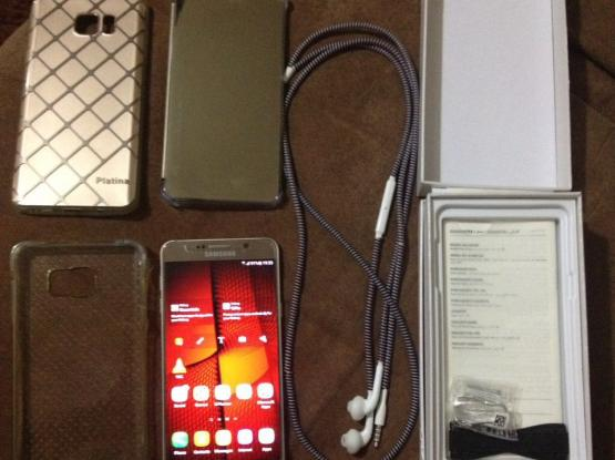 Note 5, 64gb Gold for sale