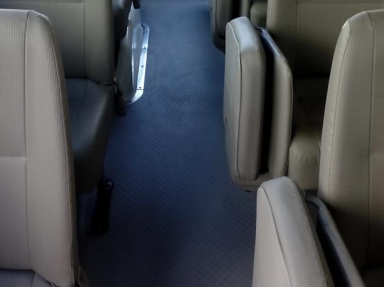 Toyota Coaster 2013