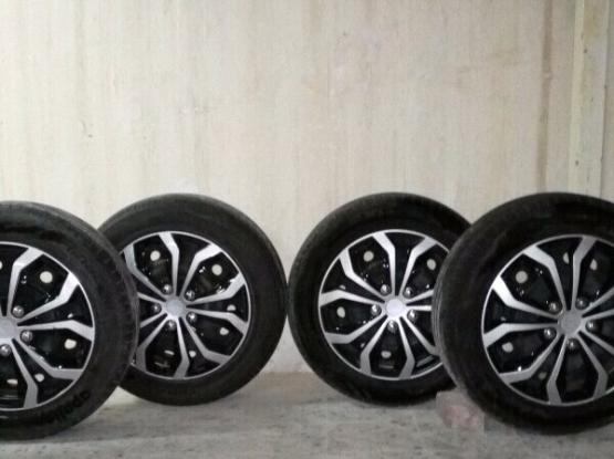 """16"""" rings tires for sale"""