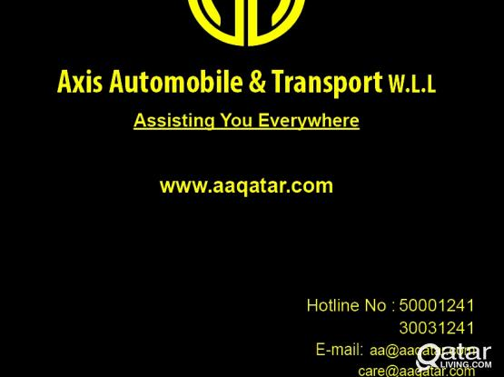 Roadside assistance in doha AA call 50001241