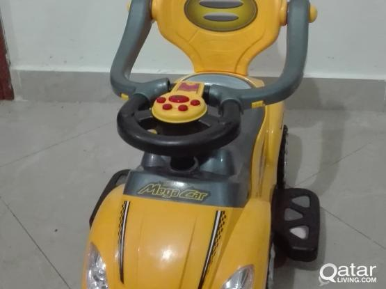 Baby Car with Hand