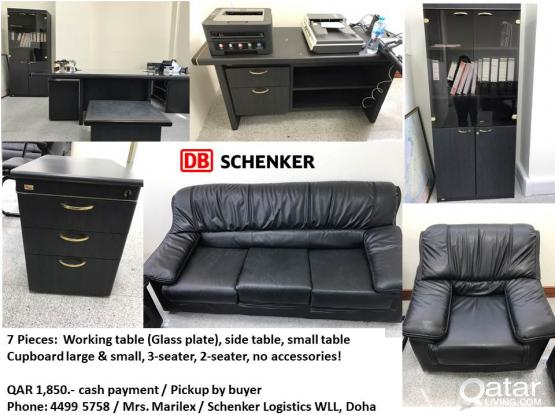 Office Furniture set 4 Sale