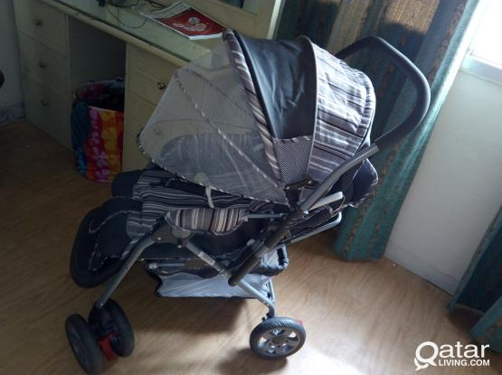 New stroller and cradle