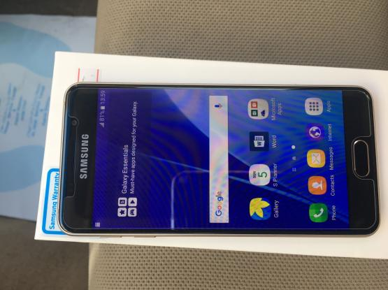samsung A3 6 with full box , with 9 month warranty