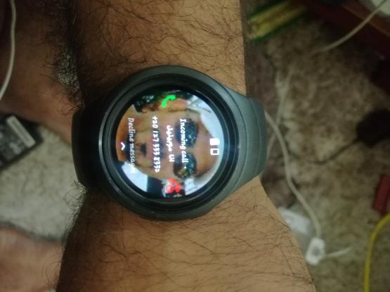 Samsung Gear S2 watch spcial edition
