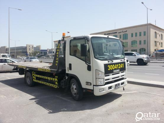 car Towing Service 24 hours Doha call 30031241