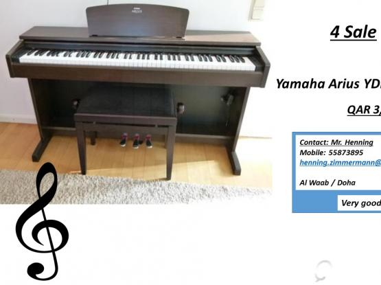 Yamaha Arius YDP-140 Digital Piano for Sale