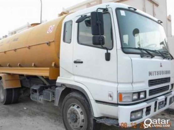 sewage tanker and water tanker available at any time