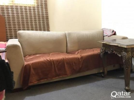 Fully furnished family room available in Abu hamur
