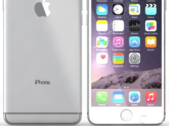 Iphone 6 plus with box and accessories