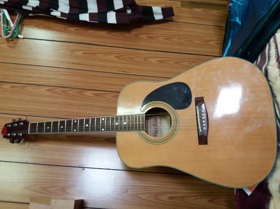 Acoustic Guitar Maxtone Wg 887 Qatar Living