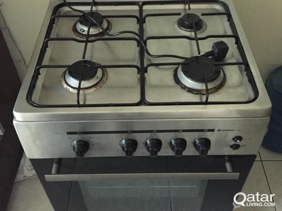 Gas Cooking Range