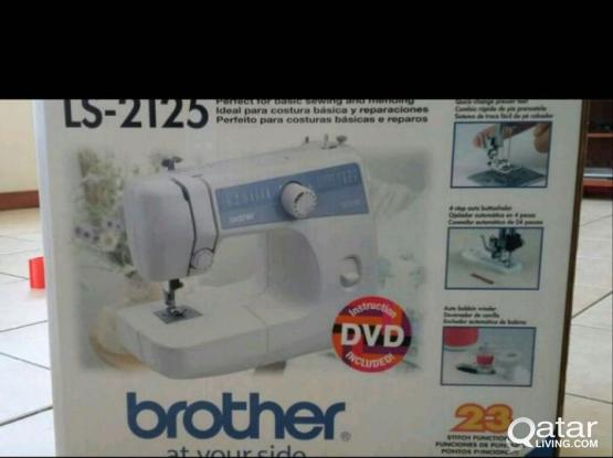 Brother sewing machine for urgent sale