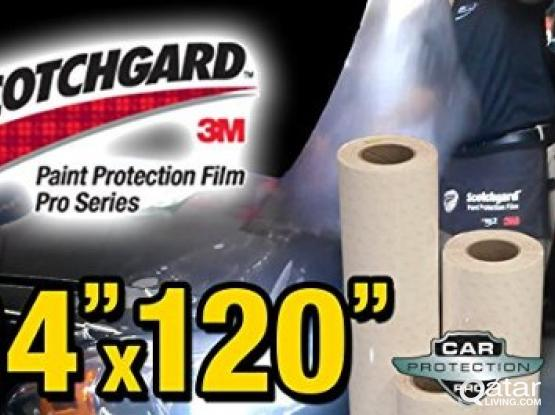 "Genuine 3M Pro Series Paint Protection Film 24"" x 120"""