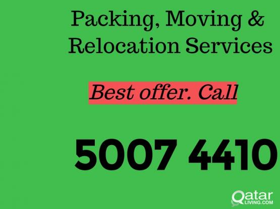 Best Offer - Packing and Moving