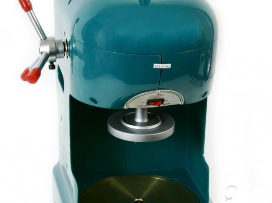 Electric Hawaiian Shaved Ice Shaver Machine