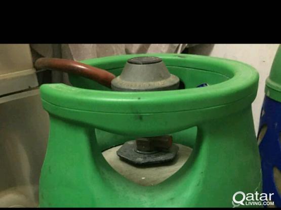 Plastic Gas Cylinder QR 300  CALL ME 70905290