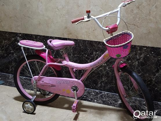 A brand new Kid's bicycle for sale 50% discount