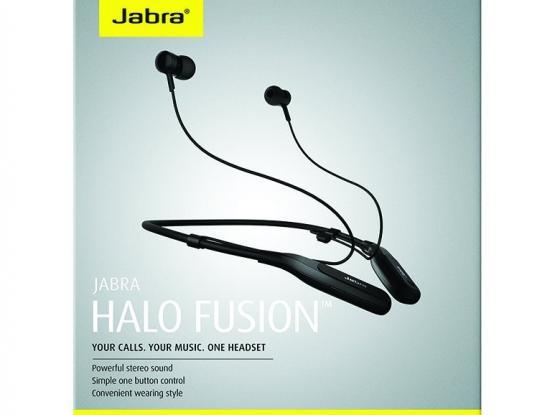 Brand new - Jabra Halo Fusion Neckband Headset for sale
