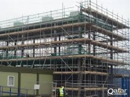 Looking for scaffolding sub contract