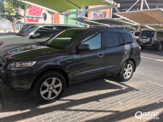Hyundai SantaFe 2008