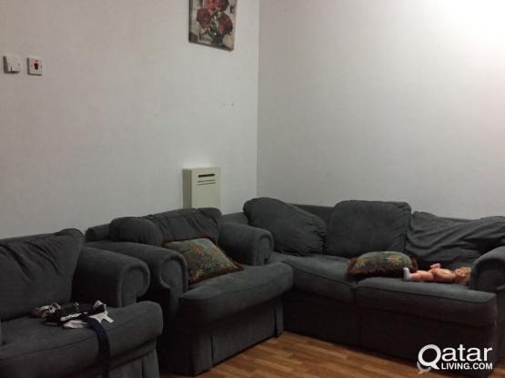 sofa 7 seater qar 450 call 66476825