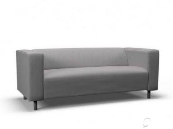 ikea klippan sofa- 2 seater sofa- one month old