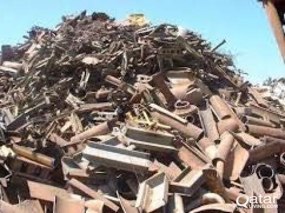 Buying all kind of scrap
