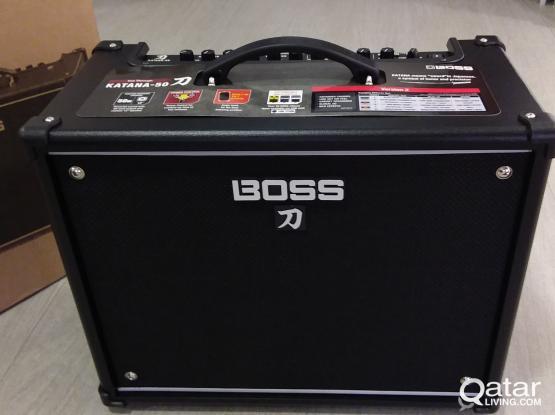 Amplifier BOSS Katana 50 version 2