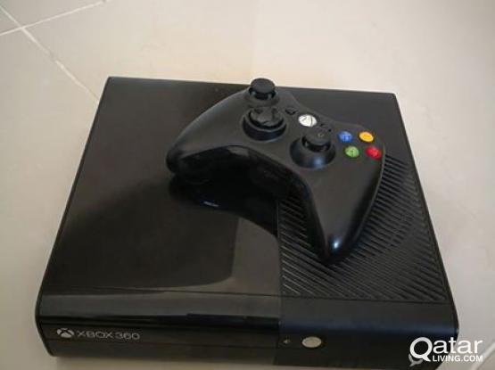 Summer Fun,Xbox 360 Slim liitle used, clean & perfect condition