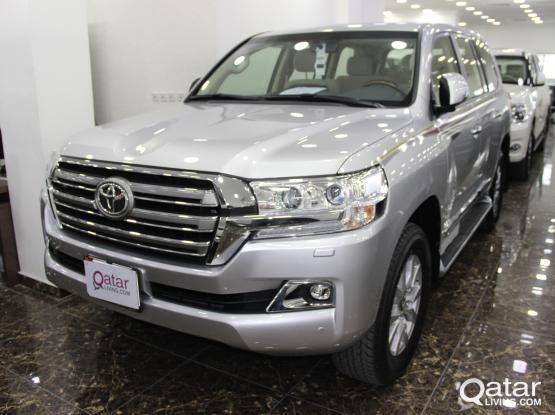 Toyota Land Cruiser GXR 2018