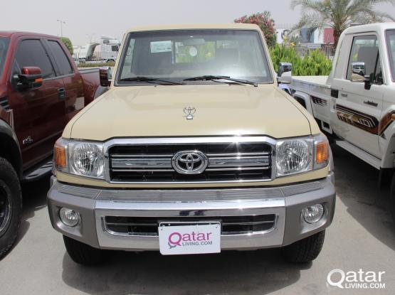 Toyota Land Cruiser LX 2018