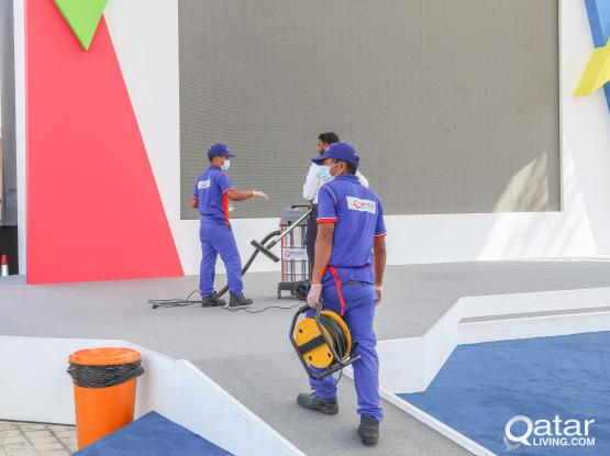 Event Cleaning Qatar Call @ 44352768