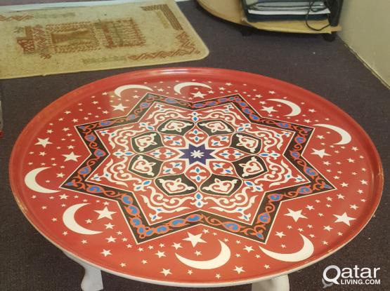 Round table (Multi purpose)