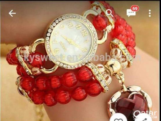 new fashionable watch for ladies